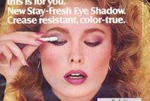 1980s Beauty Ads
