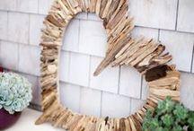 Recyclen: restjes hout / by Nina