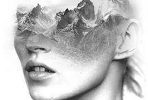 Photographic brain wave