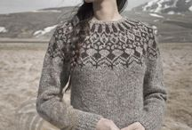Knitting inspiration / Strikking