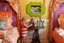 Interior Design - Girls Room