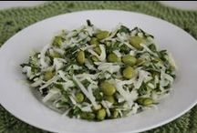 Salads / Creative, vegan, junk-free salads.
