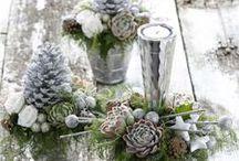 Christmas decor ideas / Inspiration til pynt og hygge