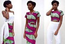 African Prints & Fashion
