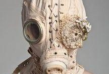 Gas mask/Post apo