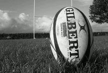 Rugby / by Gabriel Pomaret