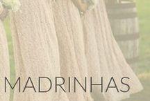 Madrinha de Casamento / Vestidos para madrinhas de casamento