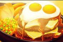 Anime food <3 / orgasmo visual...