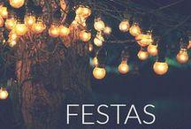 Festas e Eventos de Noite