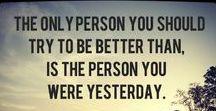 Inspirational quotes / Mooie quotes met inspiratie. Voor een succesvol en gelukkig leven!
