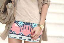 Outfit Inspiration  / by Renée