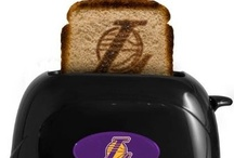 Official NBA Logo Toasters, creates official team logos on toast. / These official NBA team toasters are a great gift for any sports fan. These high quality toasters will brand your official team logo onto your toast. With every official team available.