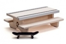 Mall and fingerboard store / The best cheap fingerboards, fingerboard ramps and halfpipes. Tech Deck, Blackriver, wooden fingerboards UK and US, fingerboard rails and stairs.