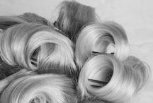hair / Hair styles, colours and DIY