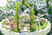Fairy Gardens / Every garden needs a little magic!
