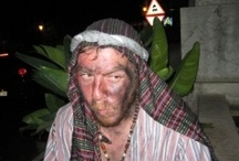 Moros, moors festival in Soller in Mallorca / If you are visiting Soller in Mallorca in May, just MUST read about the Moors and Christians festival that takes place. Whether you want to join in or not you will definitely be involved or locked in your hotel.
