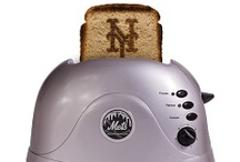 Official MLB Logo Toasters / Official MLB logo toasters brands the official MLB team logo on to the toast. All MLB teams available through image links. These high quality toasters make a great gift for any Major League Baseball Fan.