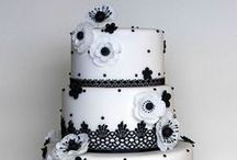 Cakes - Black, White & Beautiful