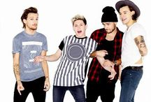 One Direction / by Ashley Perez