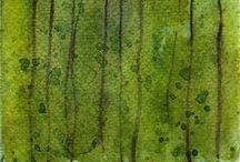 otras acuarelas / Watercolour-Acuarela