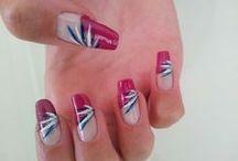 Homemade nails / Homemade nail art