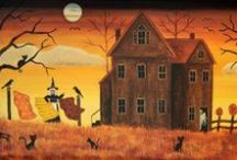 Halloween / My favorite holliday / by Pat Dutin-Spearns