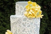 Cakes - Lovely Lace