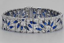 Jewelled Art Deco Bracelets