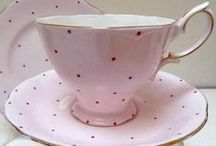 High Tea - 'In the Pink'