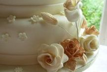 Cakes - Neutral Wedding