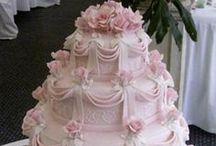 Cakes - Elaborate Wedding