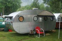 Retro Campers / by Helen Wilson