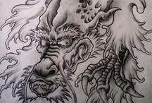 Japanese Tattoo / Tattoo
