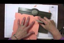SU envellope punch board