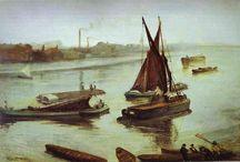 J M Whistler
