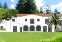 Spanish Revival 2 / Edited version of my spanish dream hacienda
