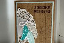HandmadebyMuriel Stampin'Up! creations