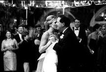 1.17.15- Caroline and Reiss's Wedding Reception / Caroline Burlingame and Reiss Eagan- Brennan's First Floor