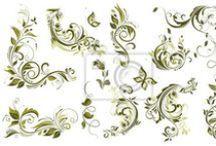 Stencil / transfer design