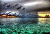 Nubes / Imágenes artísticas de nubes