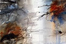 Anders Andersson / Watercolour-Acuarela