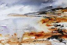 Adrian Homersham / Watercolour-Acuarela