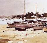 John Yardley / Watercolour-Acuarela