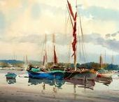 David Taylor / Watercolour-Acuarela