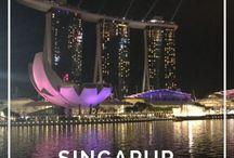 Reisen Singapur