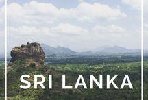 Sri Lanka Reise & Tipps / Viele Reisetipps, Inspirationen und Routenvorschläge für Sri Lanka