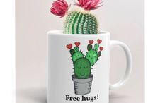 All things cactus! / Everything you can find for a cactus lover