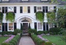 House interiors & exteriors