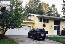Garage / Carport / Decks