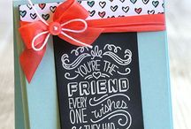 Stampin' Up Card Ideas / by Kristin Engbrecht